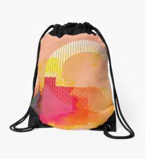 Rural Dawn Drawstring Bag