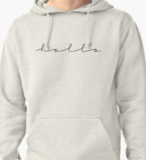 Hello Pullover Hoodie
