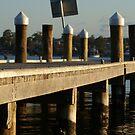 Balmoral Bay Public Jetty by Rochelle Buckley