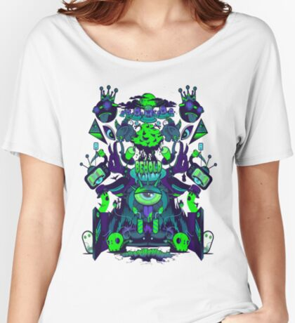 BEHOLD Women's Relaxed Fit T-Shirt