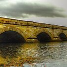 Ross Bridge c1836 - Ross Tasmania - The HDR Experience by Philip Johnson
