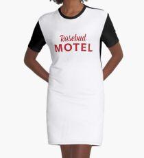 Rosebud Motel Graphic T-Shirt Dress