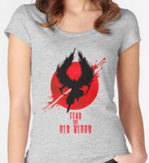Fear the Old Blood Women's Fitted Scoop T-Shirt