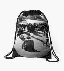 Flinders Street Patience Drawstring Bag