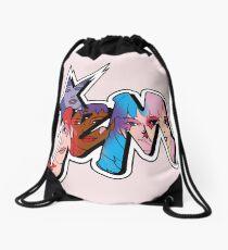 Jem and the Holograms - Logo - Group Color Drawstring Bag