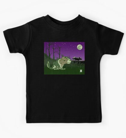 Moonlight Huntress Kids Clothes
