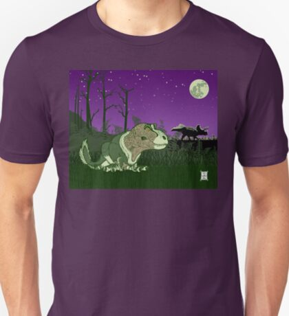Moonlight Huntress T-Shirt