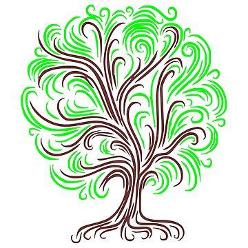 Tree2 by Turiddu