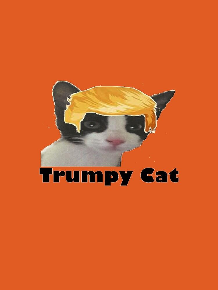 Trumpy Cat by teesbyveterans