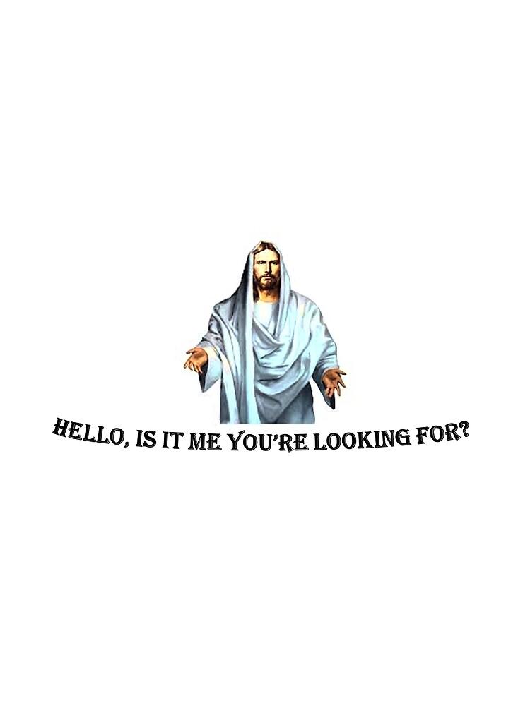 Jesus by teesbyveterans