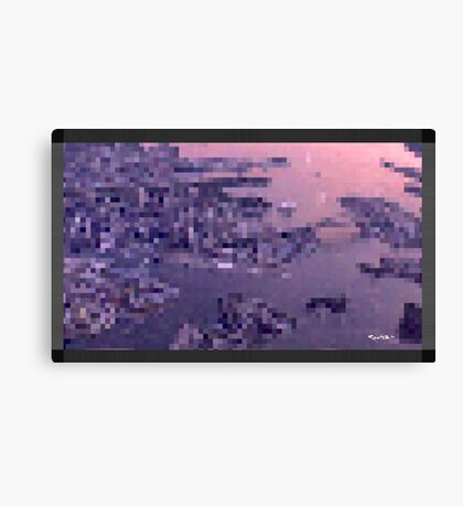 [UNT^TLED] by RootCat Canvas Print