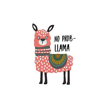 No prob-llama by CharlyB