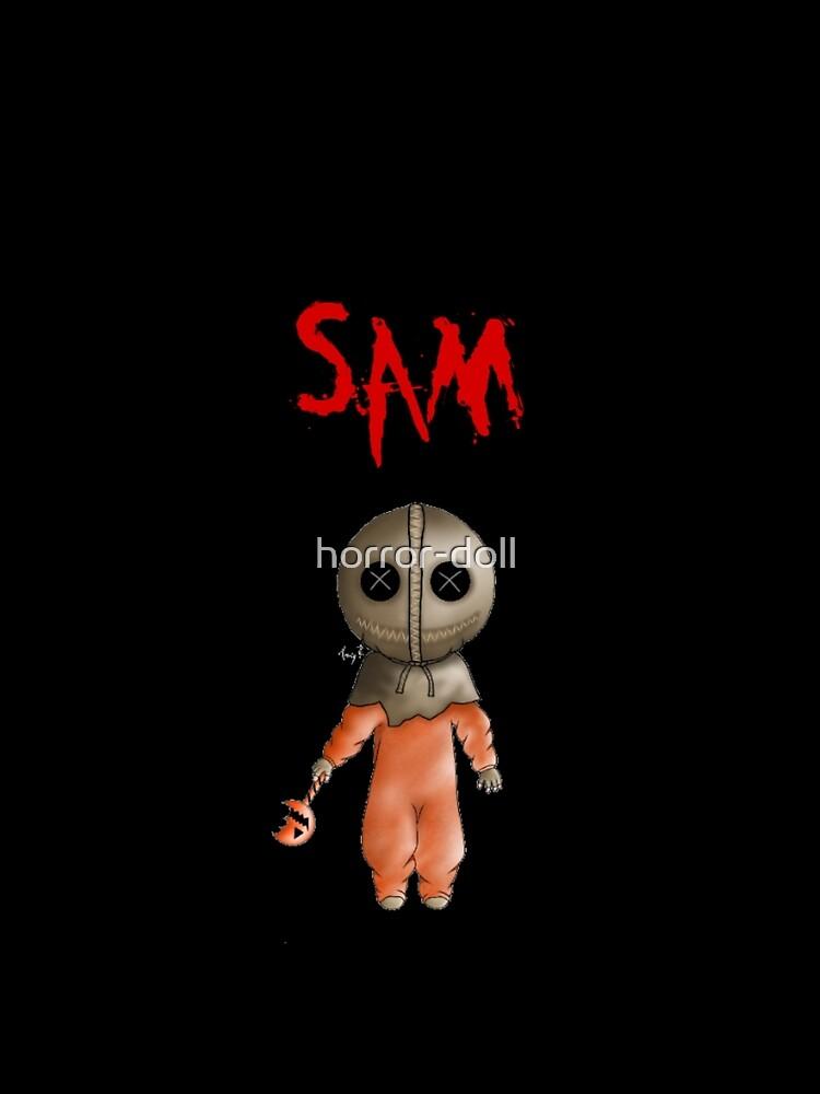 Sam - Trick 'R Treat by horror-doll