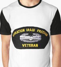 Operation Iraqi Freedom Veteran Graphic T-Shirt