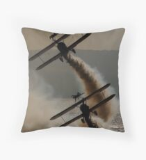 Wingwalk Silhouette Throw Pillow
