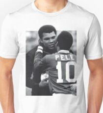 Pele, Muhammad Ali Unisex T-Shirt