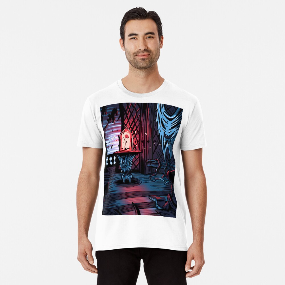 Der Verbotene Westen Flügel Premium T-Shirt