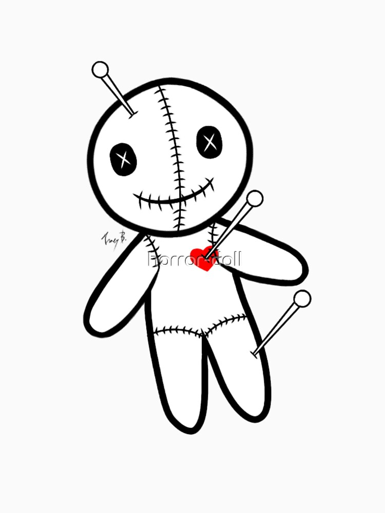 My Voodoo Doll's Logo by horror-doll