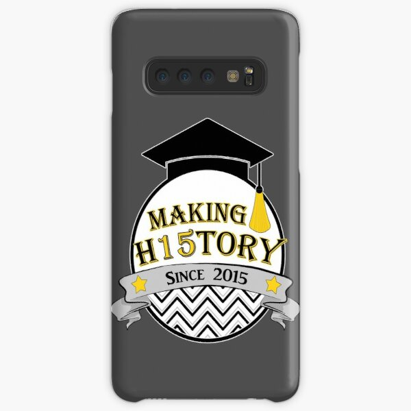 Making H15story Samsung Galaxy Snap Case