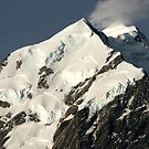 Mount Cook Peak by John Dalkin