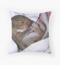 Snuggle Baby Throw Pillow