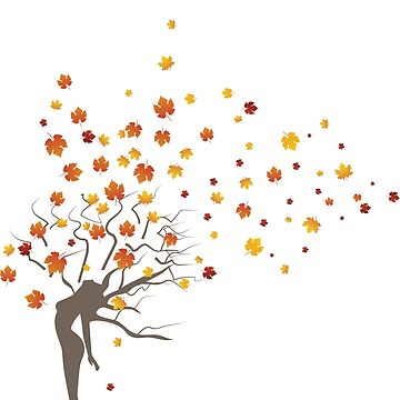 Lady autumn by ivaelizabeta