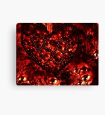 Only Coz of U Canvas Print