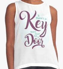 If There's a Key Contrast Tank