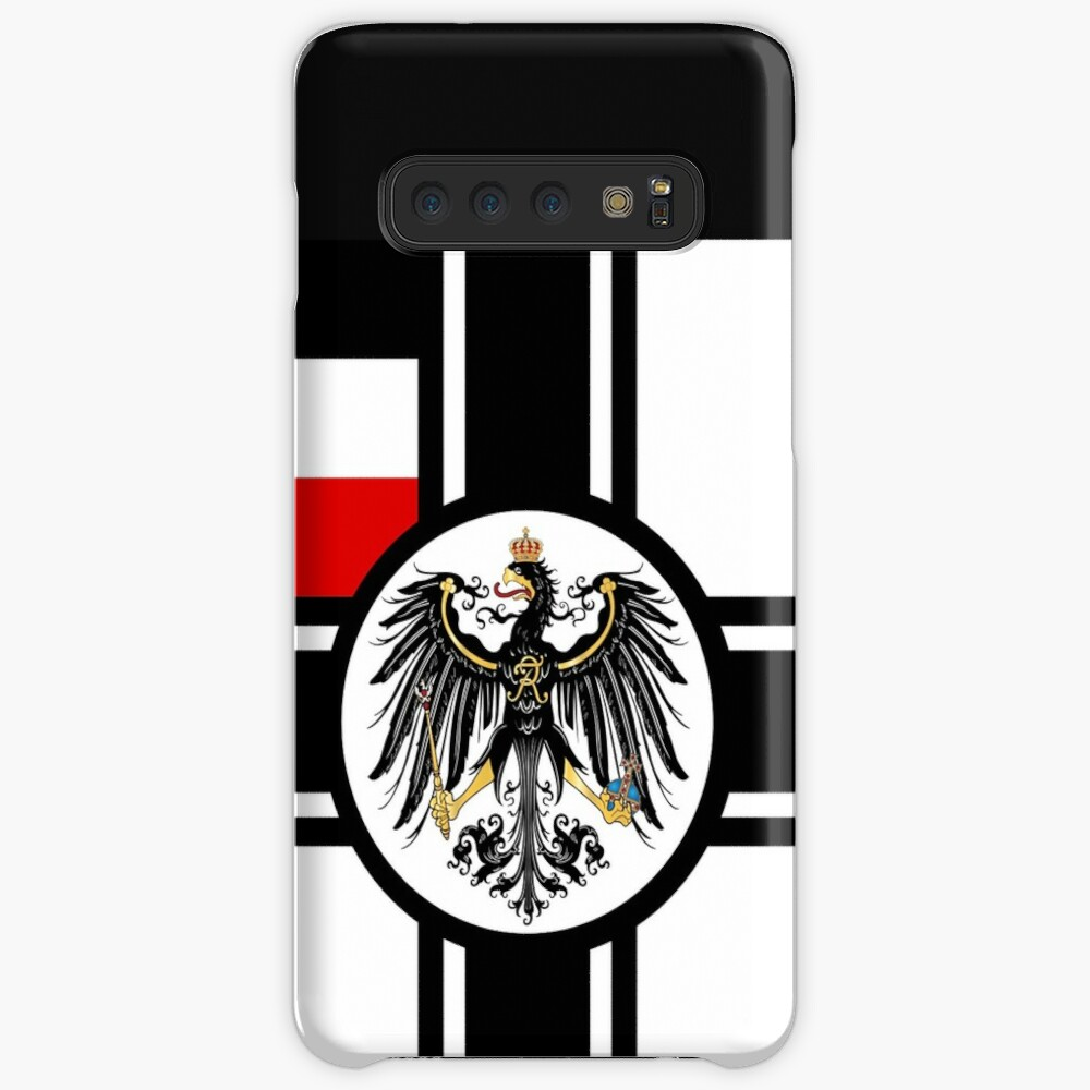 German Armed Forces WWI Flag. Samsung Galaxy Snap Case
