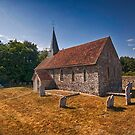Greatham Church by Dave Godden