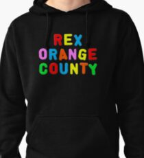 rex orange county  Pullover Hoodie