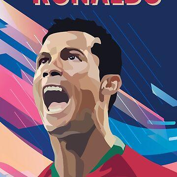 Cristiano Ronaldo by Boscy
