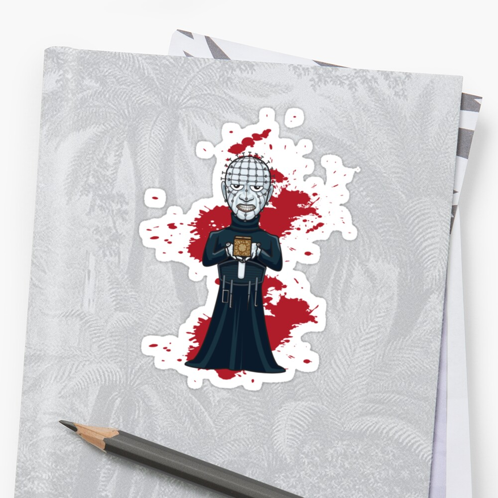 Pinhead by tmhoran