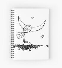 Luna nueva Cuaderno de espiral
