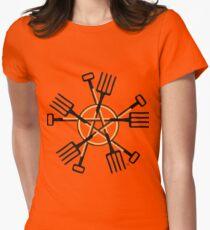 Pagan Gardener Women's Fitted T-Shirt