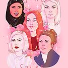 GIRL SQUAD by nevhada