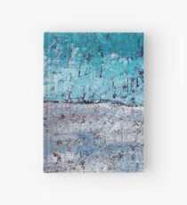 Wintry Mesa original painting Hardcover Journal
