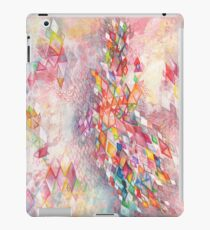 Urban Modern Geometric painting  iPad Case/Skin