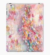 Städtische moderne geometrische Malerei iPad-Hülle & Skin