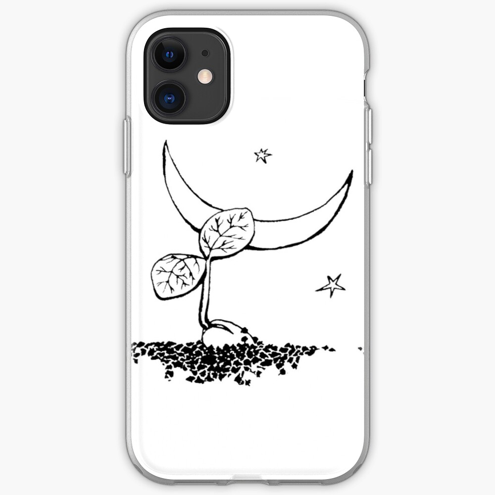 New Moon iPhone Case & Cover