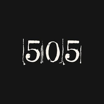 505 white by ArielClark93