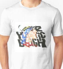2D Plastic Beach MimiTamsin #1 Unisex T-Shirt