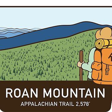 Roan Mountain de smalltownnc