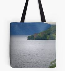 Loch Ness and Urquhart Castle Tote Bag