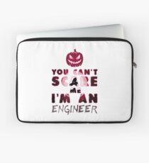 Ingenieur Kürbis Halloween Geschenk Geschenkidee Laptoptasche