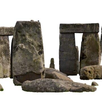 stonehenge by Zzart
