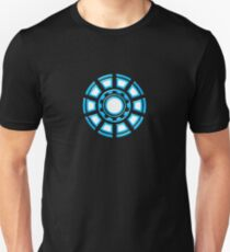 Arc Reactor, Comic, Hero, Superheroes,  Slim Fit T-Shirt