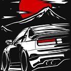 Nissan 300zx z32 Fairlady by RACING FACTORY