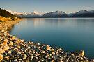 Mt Cook. by Michael Treloar
