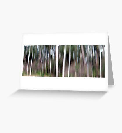 Tree Spirits Greeting Card